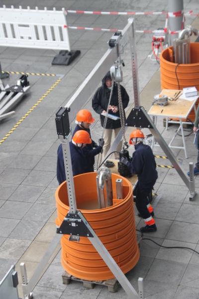 Station 2: Die Pumpenreparatur - DWA - Mitglied WorldSkills Germany