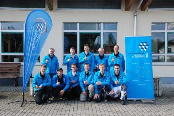Zentralverband Deutsches Baugewerbe - WorldSkills Germany-Mitglied