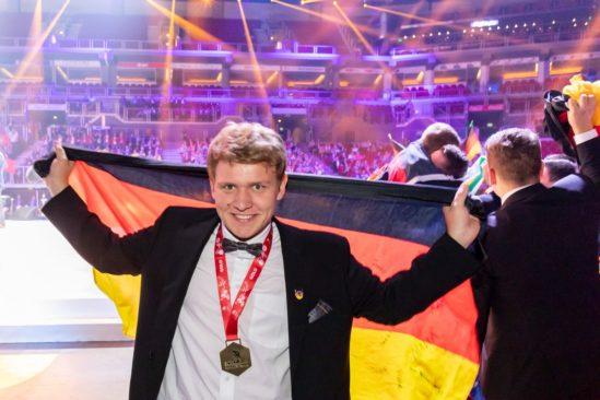 EuroSkills Budapest 2018 - Medaillenregen für Team Germany - WorldSkills Germany