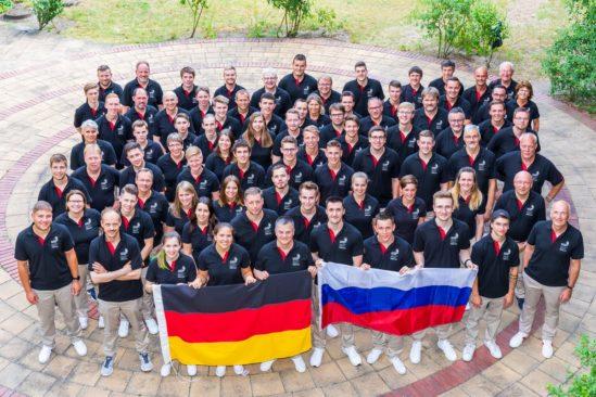 Top-Fachkräfte aus Industrie, Handwerk und dem Dienstleistungsbereich vertreten Deutschland bei der 45. Weltmeisterschaft der Berufe im russischen Kasan im August 2019. Foto: WorldSkills Germany / Frank Erpinar