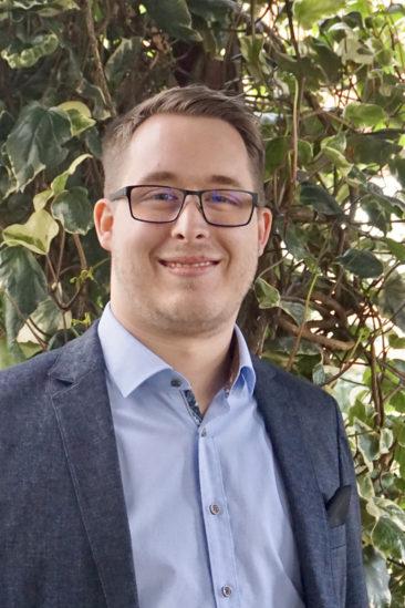 Daniel Christophersen arbeitet als IT-Berater in einem großen internationalen Beratungsunternehmen.