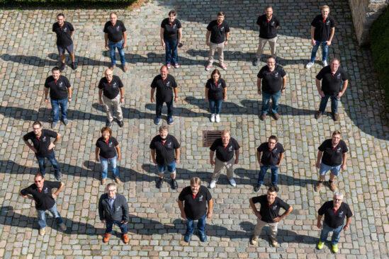 Optimale Vorbereitung: Die Bundestrainer/innen werden in den nächsten Wochen intensiv mit den deutschen Champions für die EM der Berufe trainieren. (Foto: Frank Erpinar)