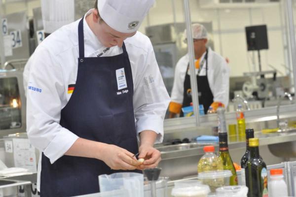 WorldSkills São Paulo 2015 - WorldSkills Germany