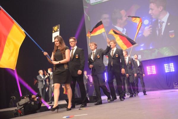 EuroSkills Lille 2014 - WorldSkills Germany