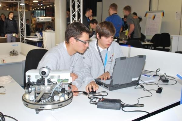 EuroSkills Rotterdam 2008 - WorldSkills Germany