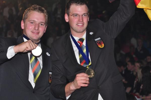 EuroSkills Spa 2012 - WorldSkills Germany