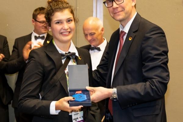 EuroSkills Budapest 2018 - WorldSkills Germany