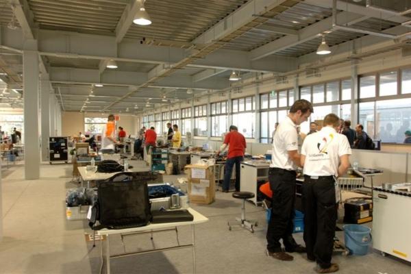 WorldSkills Shizuoka 2007 - WorldSkills Germany