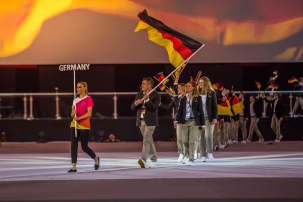 WorldSkills Abu Dhabi 2017 - WorldSkills Germany