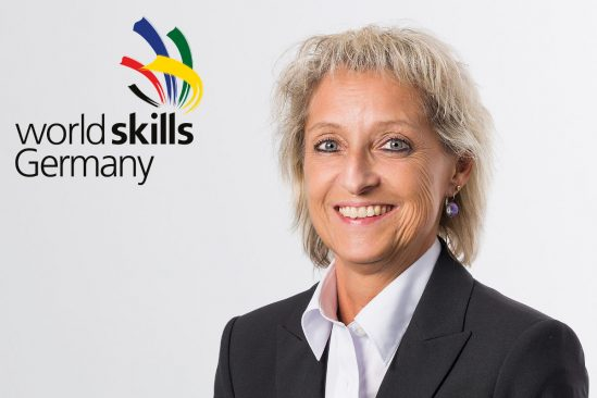 Andrea Zeus - WorldSkills Germany
