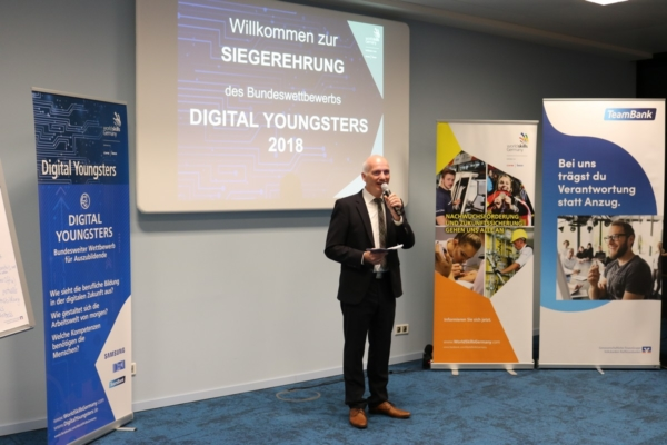 Finale Digital Youngsters 2018 - WorldSkills Germany